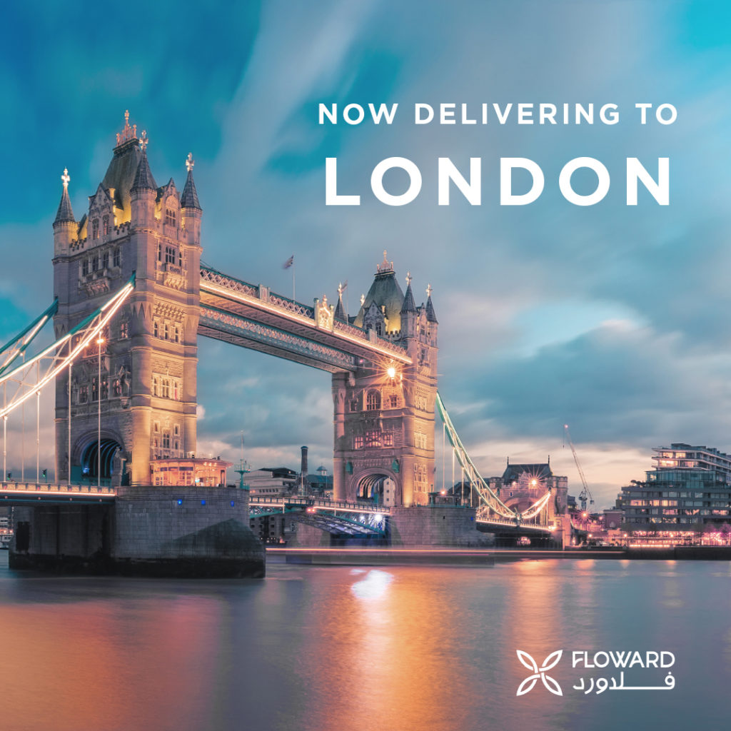 Floward launches in London
