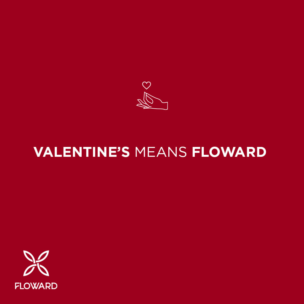 Floward: The official sponsor of love