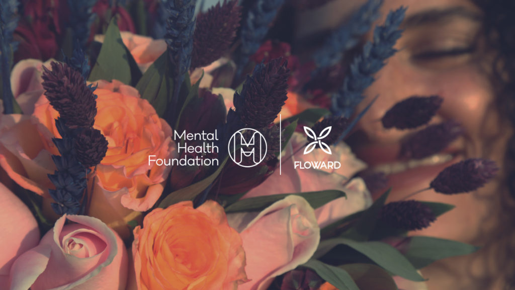 Online flower delivery service, Floward, announces partnership with The Mental Health Foundation